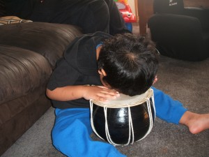 Arama explores the new drum