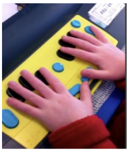 Fingers on the Mountbatten